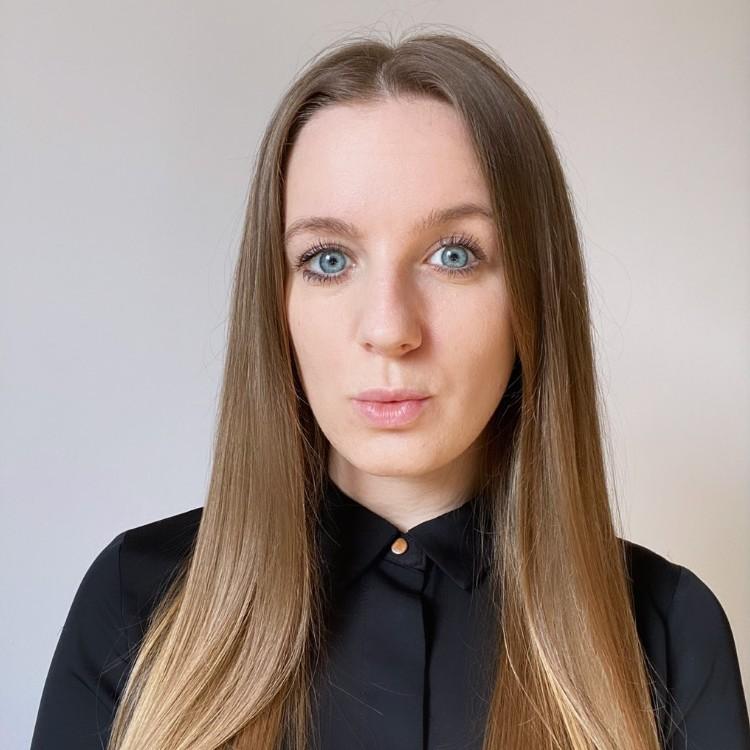 Angelika Biolik Asystentka Biegłego Rewidenta